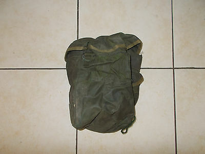British Army 1958 Pattern S6 Gas Mask Bag - Falklands / Airsoft