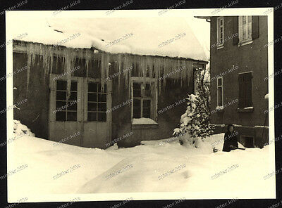 Foto-Winterlingen-Albstadt-Gebäude-Architektur-Schnee-Winter-1941-40