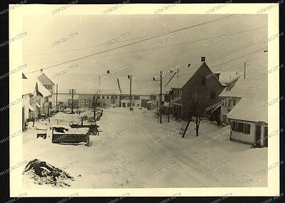 Foto-Winterlingen-Albstadt-Gebäude-Architektur-Schnee-Winter-1941-34