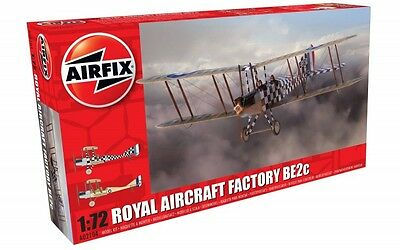 AIRFIX® A02104 Royal Aircraft Factory BE2c in 1:72