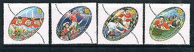 Tonga 1994 Commonwealth Games Rugby SG 1523-6 MNH