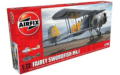 AIRFIX® A04053A Fairey Swordfish Mk.I in 1:72