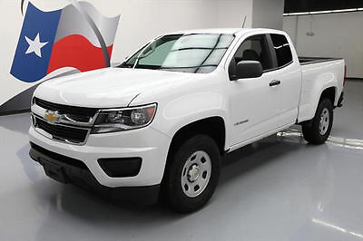2015 Chevrolet Colorado  2015 CHEVY COLORADO EXT CAB REAR CAM CRUISE CTRL 42K MI #170731 Texas Direct