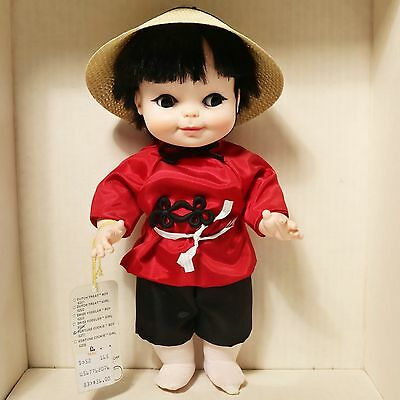 Effanbee Doll-Fortune Cookie Boy #6207, Just Friends Collection