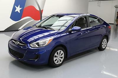 2016 Hyundai Accent  2016 HYUNDAI ACCENT SE SEDAN AUTOMATIC CD AUDIO 32K MI #964090 Texas Direct Auto
