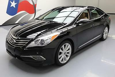 2016 Hyundai Azera Limited Sedan 4-Door 2016 HYUNDAI AZERA LIMITED PANO SUNROOF NAV REAR CAM 6K #527553 Texas Direct