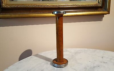 Antique Wooden Yarn Spindle