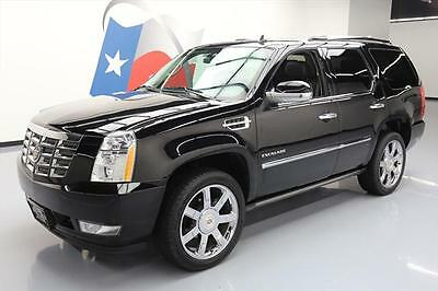 2014 Cadillac Escalade Luxury Sport Utility 4-Door 2014 CADILLAC ESCALADE LUX LEATHER SUNROOF NAV 22'S 42K #162360 Texas Direct