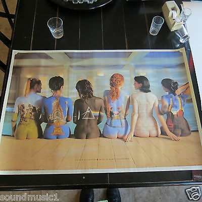 """Pink Floyd: Back Catalogue Poster (24"""" x 36"""")"""