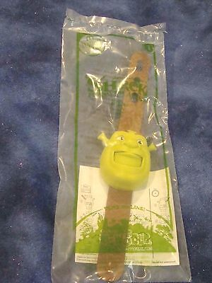McDonald's Happy Meal Toy SHREK Forever After Watch Unopened Package