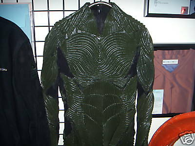 earth final conflict avaus suit prop costume screen used gene roddenberry