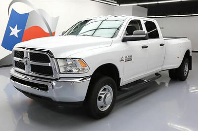 2015 Dodge Ram 3500  2015 DODGE RAM 3500 TRADESMAN 4X4 DIESEL DUALLY 13K MI #657342 Texas Direct Auto