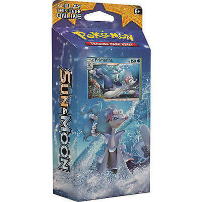Pokemon TCG Sun & Moon Theme Deck: Bright Tide (Sealed) English