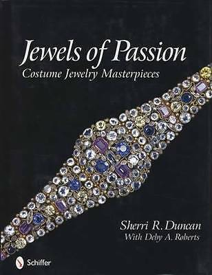 Jewels of Passion Costume Jewelry Masterpieces Collector Guide Trifari KJL More