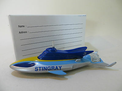 Matchbox Sr201 'stingray' Submarine For Tv Show/series. Perfect/new. Mib/boxed.