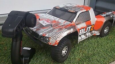 Used HPI Blitz 2WD Off Road Short Course Truck RTR OZRC Models