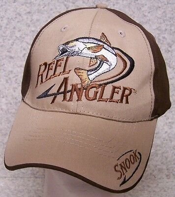 Embroidered Baseball Cap Fishing Sailfish Reel Angler NEW 1 hat size fits all