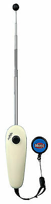 2282 Trixie Retractable Target Stick With Clicker Button For Dog Training