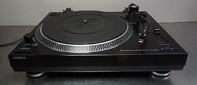 Vintage record player - Plattenspieler Sony PS-LX 350 H Stereo Turntable