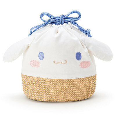 Cinnamoroll Drawstring bag Yukata Kimono bag F/S worldwide SANRIO from JAPAN