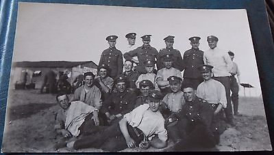 Rare Post Ww1 Rp Pc  Somerset Light Infantry Pals In India