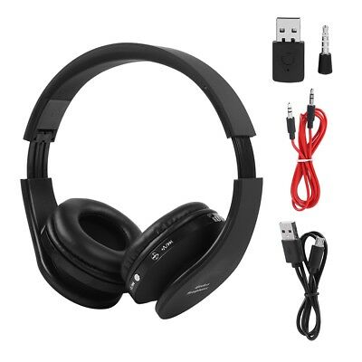 Wireless Bluetooth Game Gaming Headset Headphone Earphone For PS4 PlayStation 4