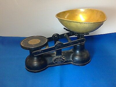 Salter 'Staffordshire' Balance Scales With Imperial Weights