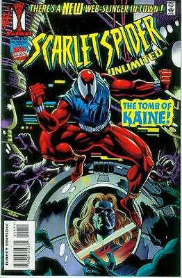 Scarlet Spider Unlimited # 1 (one-shot, 60 pages) (USA, 1995)