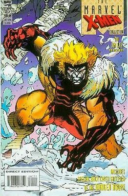 Marvel X-Men Collection # 1 (of 3) (Jim Lee, all pin-ups) (USA, 1992)