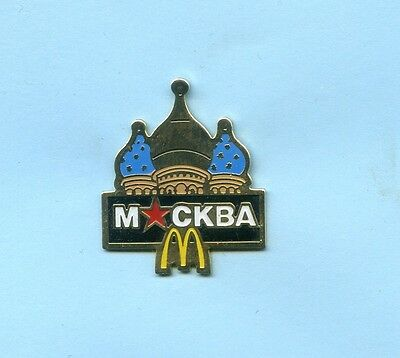 Pins  Mc  Donald's  Russland  Russia    Ph200