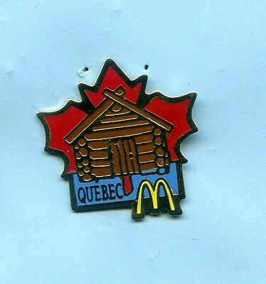 Pins  Mc  Donald's  Quebec  Kanada  Ph198