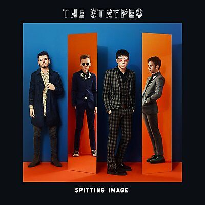 THE STRYPES Spitting Image Vinyl LP 2017 NEW & SEALED