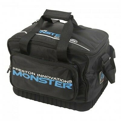 NEW Preston Monster Bait Tackle Fishing Bag - PMLUG/15