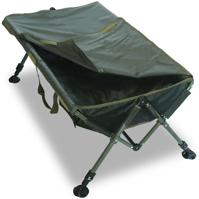 NGT Carp Cradle Protective Unhooking Mat with Knee Pad Fishing Quick Folding 404