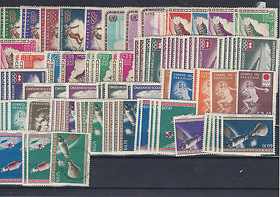 Paraguay Mounted Mint And Used Stamps Ref: R6080