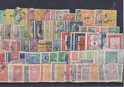 Paraguay Mounted Mint And Used Stamps Ref: R6089