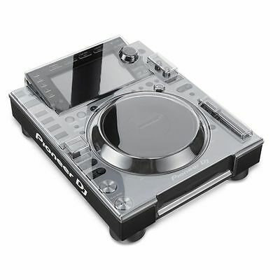 Decksaver Pioneer CDJ2000 NXS2 Cover & Faceplate (smoked clear)