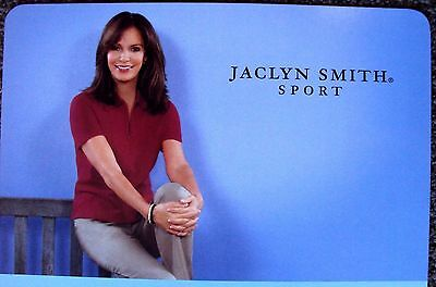 JACLYN SMITH Fashion K-MART Sign Promo CHARLIE'S ANGELS It's A CLASSIC THING!