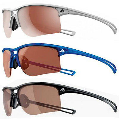 35% OFF RRP Adidas Sport Raylor S Durable Flexible Sunglasses - Size Small