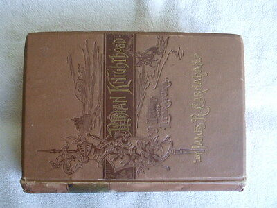 1889 PYTHAIN KNIGHTHOOD It's History And Literature Carhahan KNIGHTS PYTHIAS