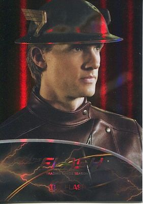 The Flash Season 2 Flash Stamped Parallel Metas Chase Card MT06