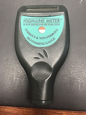 Automotive Paint Thickness Gauge Meter Refinishing Gauge Paint Meter