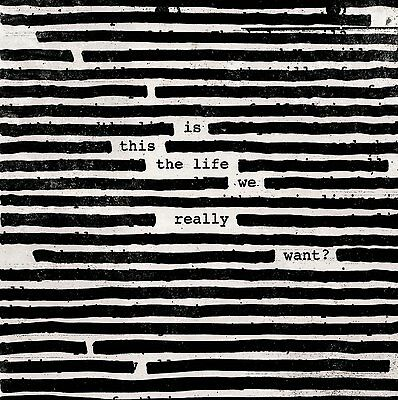 ROGER WATERS Is This The Life We Really Want? 2 x 180gm Vinyl LP NEW & SEALED