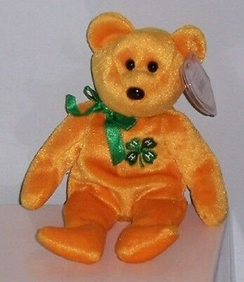 4-H Ty Beanie Baby MINT WITH MINT TAGS