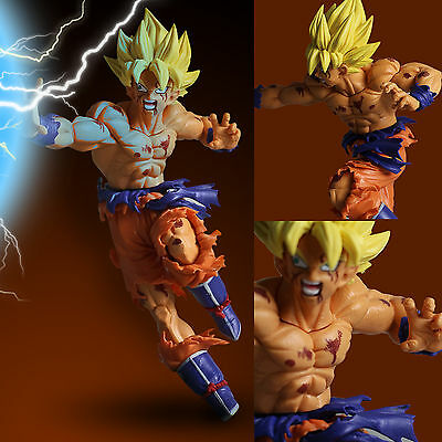 Grabbing Hand Son Goku JP Anime Dragon Ball Z Super Saiyan Figures Toy Gift PVC