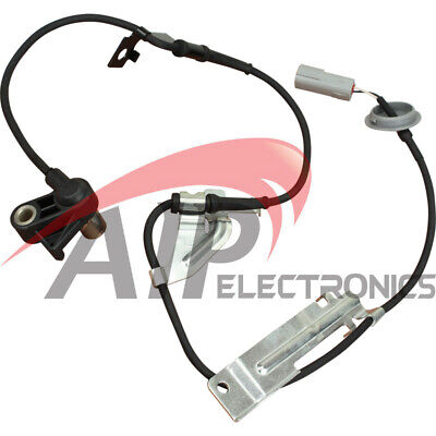 ABS Wheel Speed Sensor Front Left Holstein 2ABS0189 fits 2000 Mazda MPV