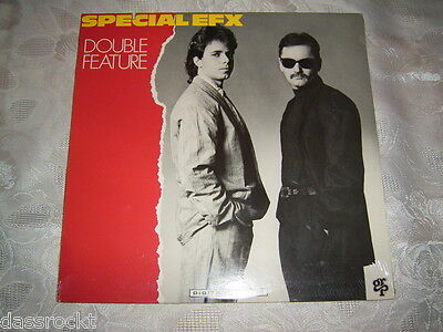 LP - Special EFX / Double Feature - FACTORY SEALED OVP 1988 US