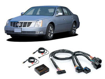 iSimple ISGM531 2006-2011 Cadillac Dts Dual Aux Audio Input For Factory Radio