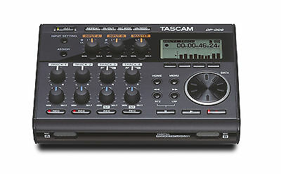 TASCAM DP-006 Digital Portastudio 6-Track Portable Recorder MINT!