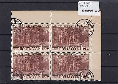 Russia   Mounted Mint Or Used Stamps On  Stock Card  Ref R967